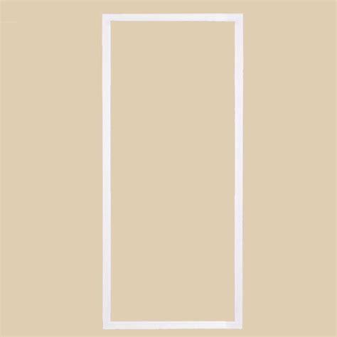60 X 80 Sliding Patio Door American Craftsman 60 In X 80 In 50 Series White Vinyl Sliding Patio Door Fixed Panel