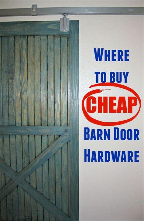 Cheap Barn Door Hardware Best 25 Cheap Barn Doors Ideas On Cheap Barn Door Hardware Diy Barn Door Hardware