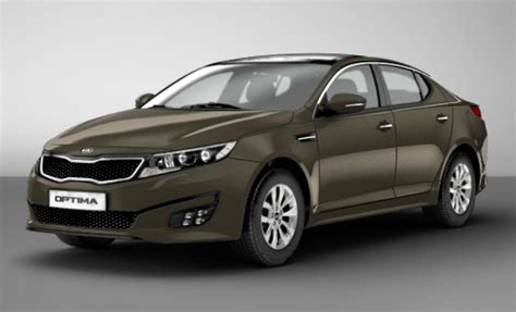 Kingdom Kia Kia Optima Iii Restyl 233 E 2015 Couleurs Colors