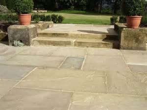 sandstone patios raj green varied depth priceless paving