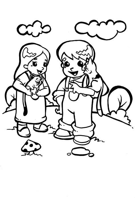 imagenes niños resolviendo problemas fotos de dibujos de nias nia de dibujos animados vetor