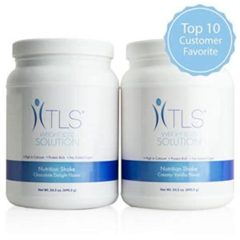 Tls Slim Detox by Tls On The Go Nutrition Shakes Drink Liquid Vitamins