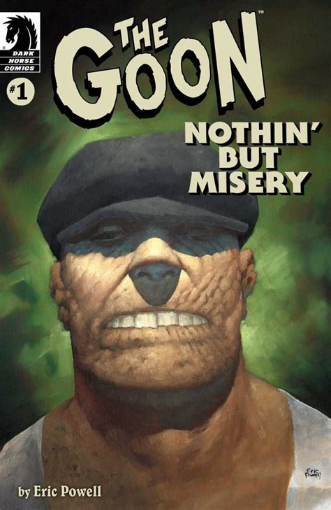 The Goon Volume 1 Nothin But Misery 2nd Edition the goon nothin but misery 1 die fish die issue