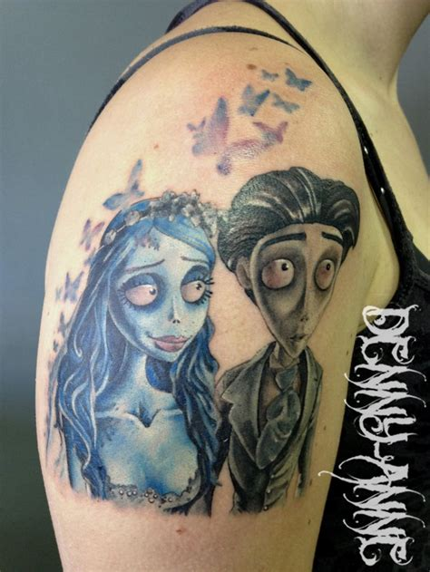 corpse bride tattoo best 25 corpse ideas on corpse
