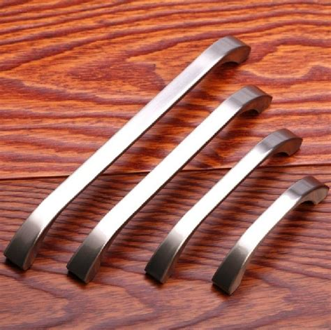 modern cabinet pulls stainless steel 1pair storefront stainless steel glass door handle pull