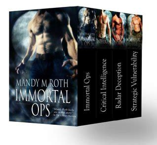 immortal in in book 3 immortal ops box set books 1 4 by mandy m roth reviews