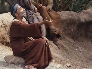 blind bible free bible images jesus heals bartimaeus a blind