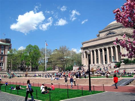 Columbia Business School Executive Mba Ranking by Qs Ranking Of Best Universities Worldwide To Study