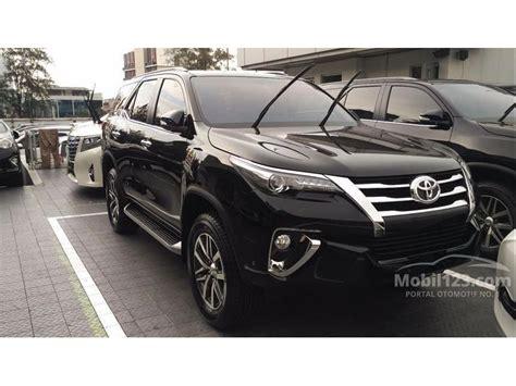 2016 Toyota Fortuner Vrz 2 4 A T jual mobil toyota fortuner 2016 vrz 2 4 di dki jakarta
