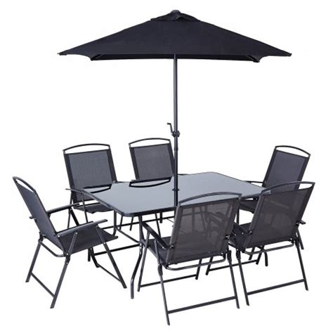 8 patio set miami patio set 8 163 139 99 from asda inc delivery