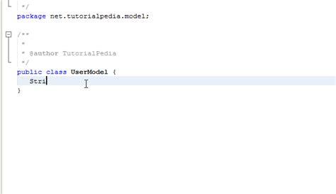 membuat setter dan getter di java membuat crud dengan java web menilkan data dari database