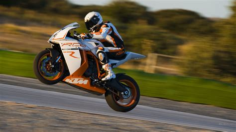Ktm 1190 Wheelie Ktm Rc8 Wheelie Sportbike Wallpaper 1920x1080 78792