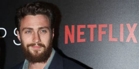 aaron taylor johnson outlaw king aaron taylor johnson to replace ben foster and join chris