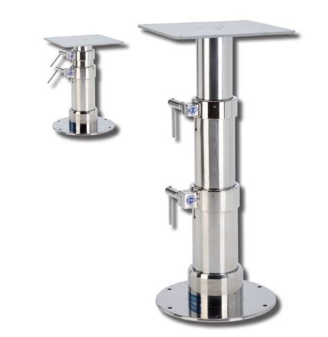 table pedestals calibra marine equipment ltd