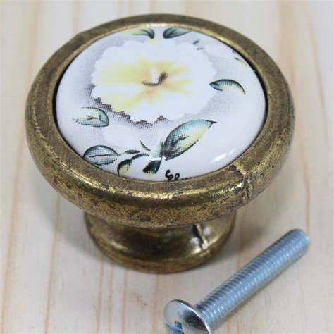porcelain kitchen cabinet knobs online buy wholesale porcelain knobs from china porcelain
