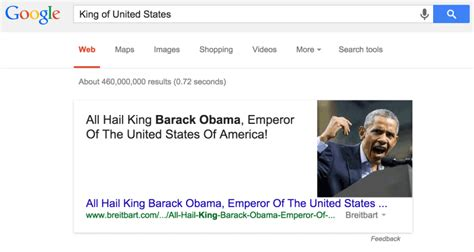 Search United States According To Barack Obama Is King Of The United States