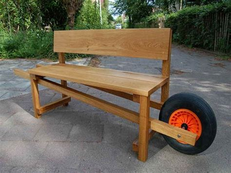barrow and bench wheelbarrow bench plans woodworking projects plans