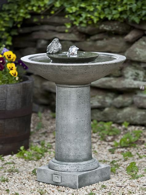 bird bath fountains birdbaths bird bath
