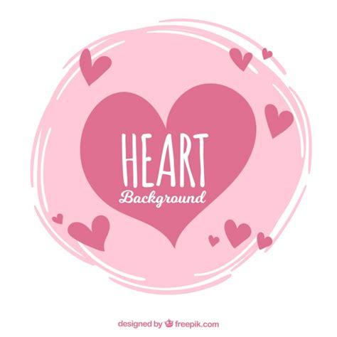 fondo de corazones vintage descargar vectores gratis fondo vintage de corazones descargar vectores gratis