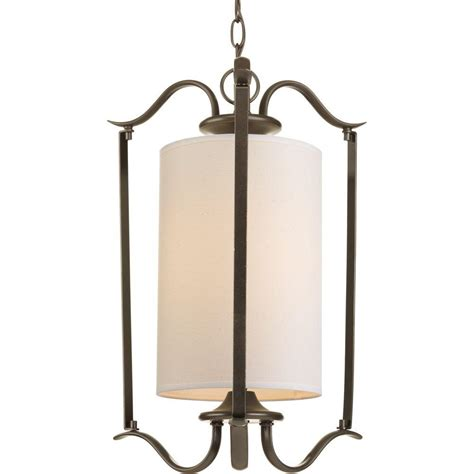 Home Depot Foyer Lighting by Progress Lighting Inspire Collection 1 Light Antique