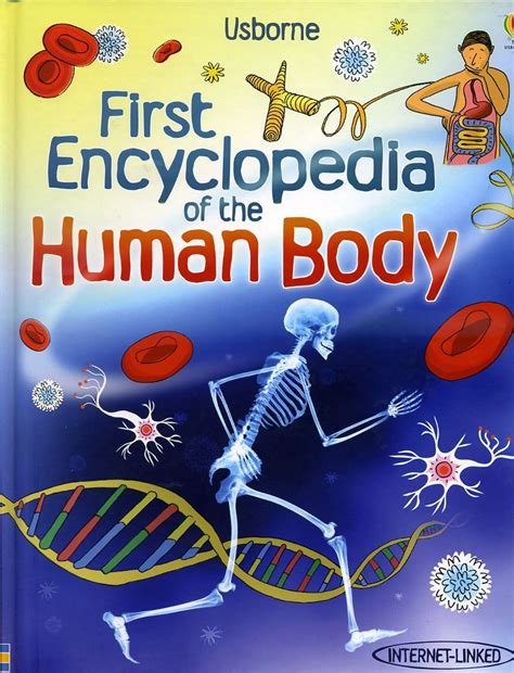 libro my first human body first encyclopedia of human body