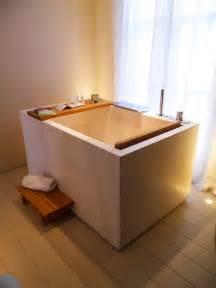 ofuro badewanne die japanische ofuro badewanne aus holz kann heilen