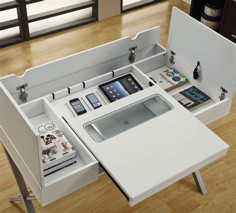 lap desk with storage compartment cool desks that make you love your job