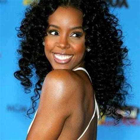 curly hairstyles kelly rowland 35 best female celebrity hairstyles that will reduce