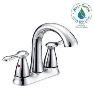 Glacier Bay Faucets Customer Service by Glacier Bay Asher 4 In Centerset 2 Handle Bathroom Faucet