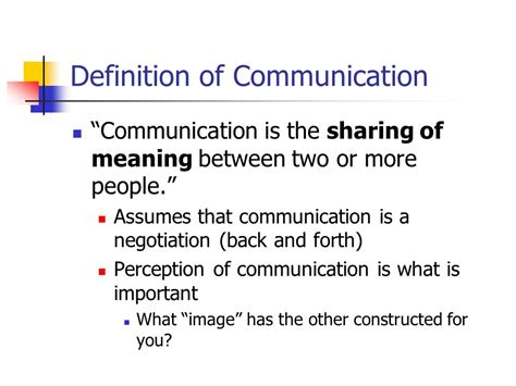 Theme Communication Definition | chapter 1 introduction to communication studies ppt