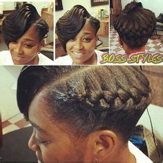 who 7 piece hairstyles atlanta short 27 piece with swoop quickweaves pinterest shorts