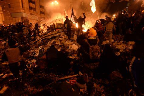 Revolution Of 2014 ukrainian revolution