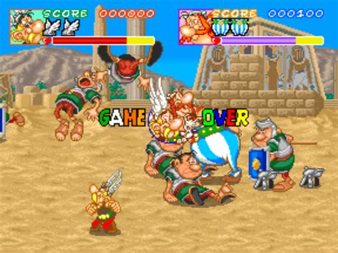 emuparadise how to play asterix ver ead rom