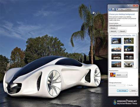 Themes For Windows 7 Mercedes Benz | mercedes benz biome windows 7 theme download