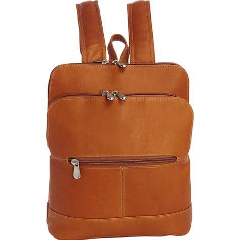 leather backpack le donne leather riverwalk s backpack 3 colors backpack handbag new