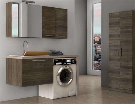 mobile bagno con lavatrice bagno piccolo con lavatrice foto 3 40 design mag