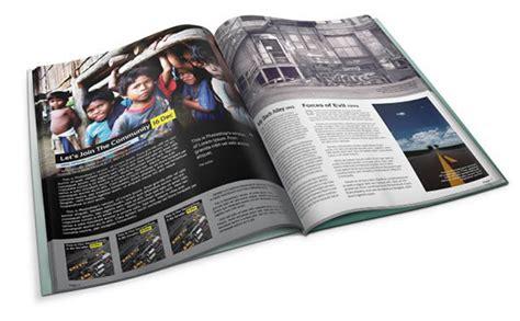magazine layout on photoshop create a magazine mockup using indesign and photoshop