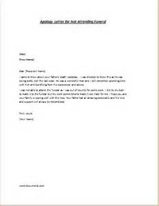 25 apology letter sle templates for ms word document