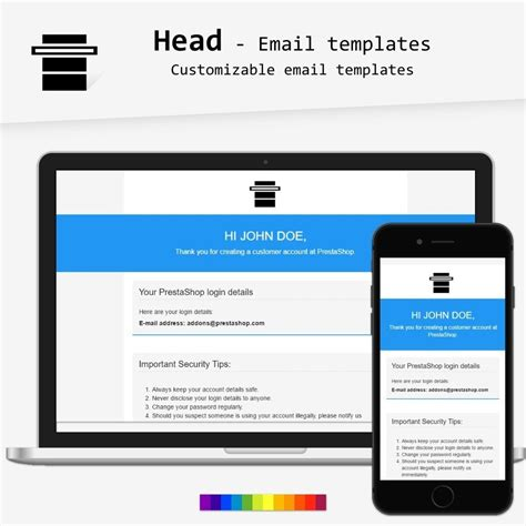 Head Email Templates Heads Up Email Template