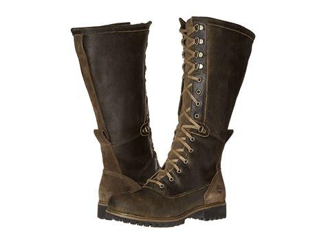 timberland wheelwright lace waterproof boot