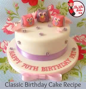 kuchen geburtstag classic madeira birthday cake recipe she who bakes