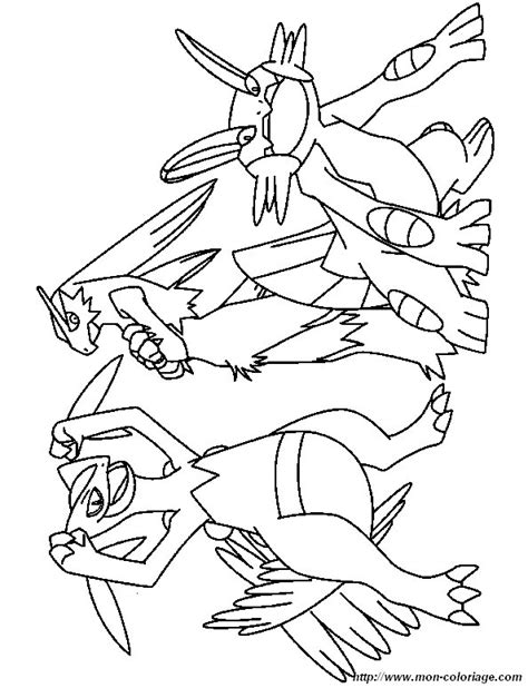 pokemon coloring pages sceptile free coloring pages of mega samurott