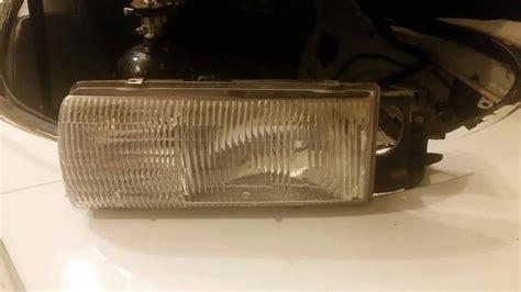 1996 impala ss headlights stock headlights and corners 1996 impala ss chevy