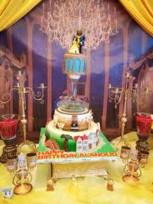 Beauty and the beast birthday party ideas photo 20 of 60