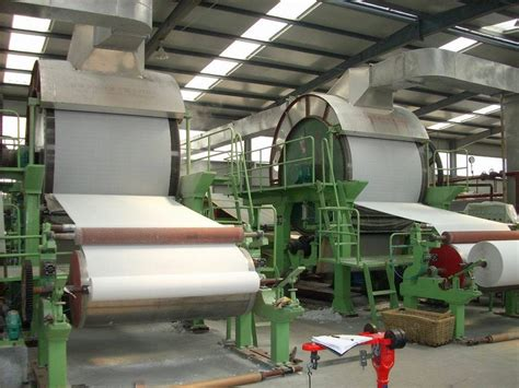 How To Make Paper Machine - china 787mm small type tissue paper machine photos