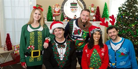 how to wear sweater to christmas party tacky sweaters jumped the shark style home page