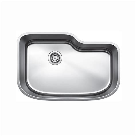 one basin kitchen sink blanco one undermount stainless steel 30 in xl single