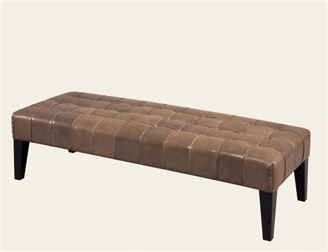 benches and ottomans ulivi kempinski modern italian upholstered bench nella