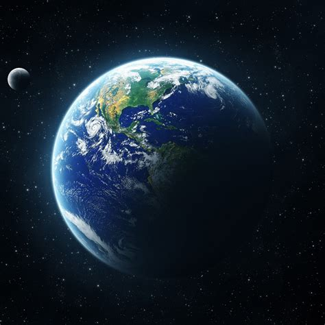 dabstract planet earth  space wallpaper ipad