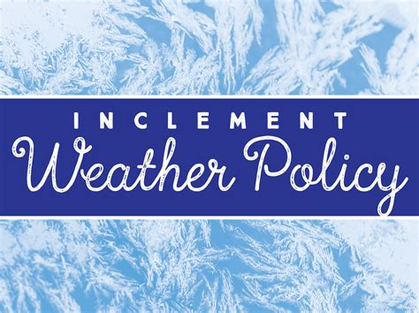 inclement weather policy template thank you pastor memes